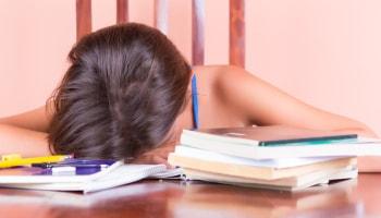 Photo de l'article Les étudiants en blocus sont fatigués!